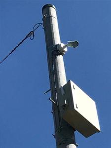 河川監視カメラ