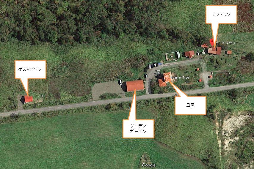 ハートンツリー周辺地図